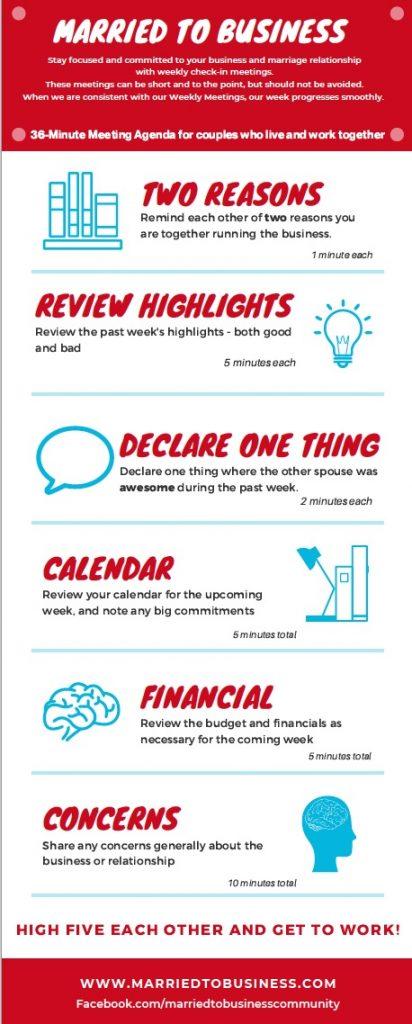 MTB Weekly Agenda